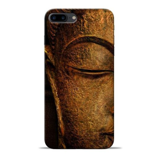Lord Buddha Apple iPhone 8 Plus Mobile Cover