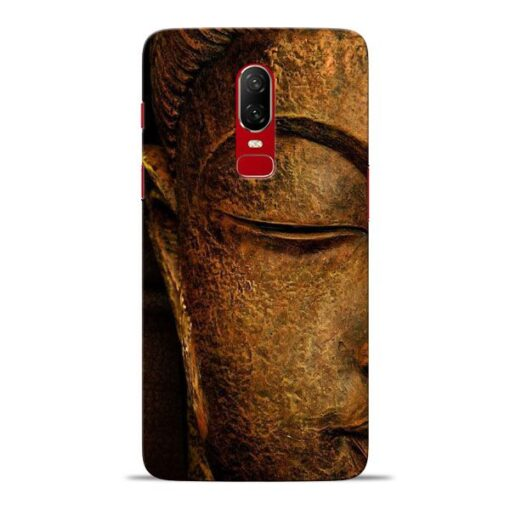 Lord Buddha Oneplus 6 Mobile Cover