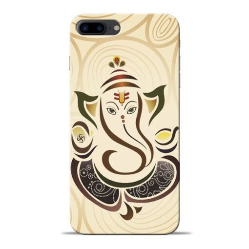 Lord Ganesha Apple iPhone 7 Plus Mobile Cover