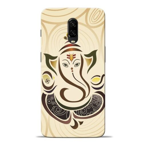 Lord Ganesha Oneplus 6T Mobile Cover