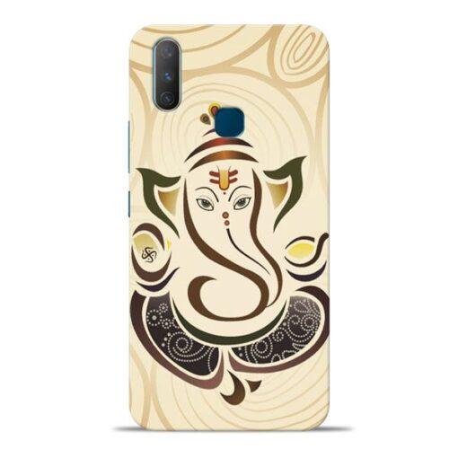Lord Ganesha Vivo Y17 Mobile Cover