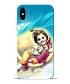 Lord Krishna Apple iPhone X Mobile Cover