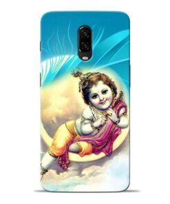 Lord Krishna Oneplus 6T Mobile Cover
