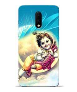 Lord Krishna Oneplus 7 Mobile Cover