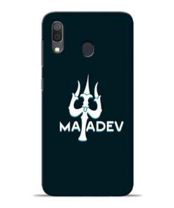 Lord Mahadev Samsung A30 Mobile Cover