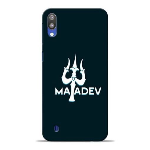 Lord Mahadev Samsung M10 Mobile Cover