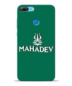 Lord Shiva Trishul Honor 9 Lite Mobile Cover