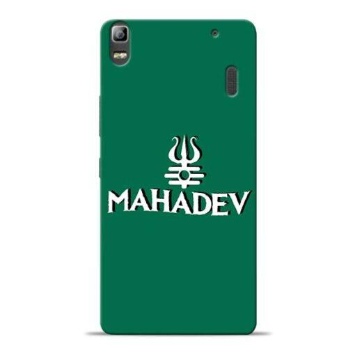 Lord Shiva Trishul Lenovo K3 Note Mobile Cover