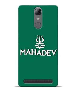 Lord Shiva Trishul Lenovo K5 Note Mobile Cover