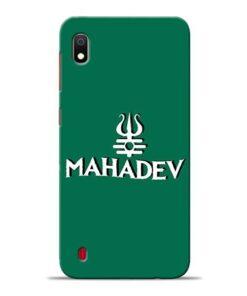Lord Shiva Trishul Samsung A10 Mobile Cover