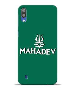 Lord Shiva Trishul Samsung M10 Mobile Cover