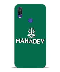 Lord Shiva Trishul Xiaomi Redmi Note 7 Mobile Cover