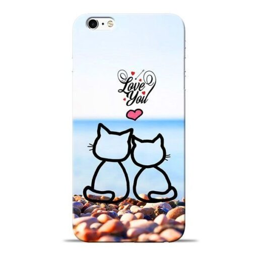 Love You Apple iPhone 6s Mobile Cover