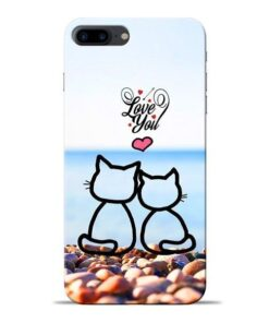 Love You Apple iPhone 7 Plus Mobile Cover
