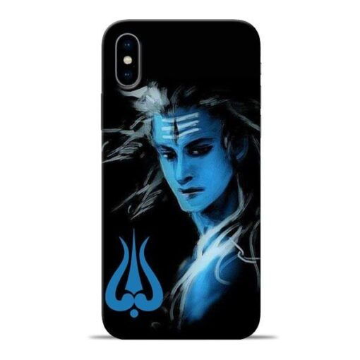 Mahadev Apple iPhone X Mobile Cover