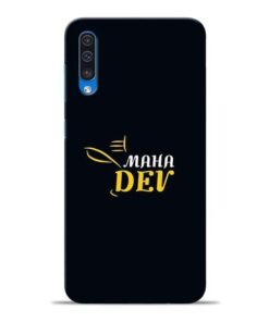 Mahadev Eyes Samsung A50 Mobile Cover