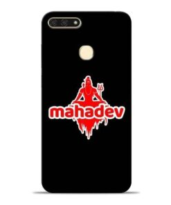 Mahadev Love Honor 7A Mobile Cover