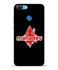 Mahadev Love Honor 9 Lite Mobile Cover