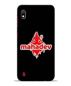 Mahadev Love Samsung A10 Mobile Cover