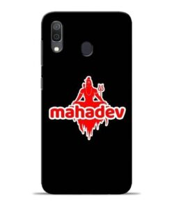 Mahadev Love Samsung A30 Mobile Cover