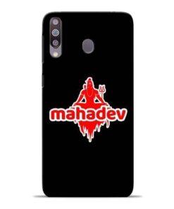 Mahadev Love Samsung M30 Mobile Cover