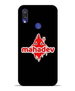 Mahadev Love Xiaomi Redmi Note 7 Mobile Cover