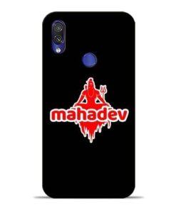 Mahadev Love Xiaomi Redmi Note 7 Pro Mobile Cover