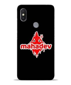 Mahadev Love Xiaomi Redmi Y2 Mobile Cover