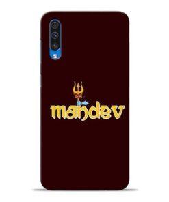 Mahadev Trishul Samsung A50 Mobile Cover