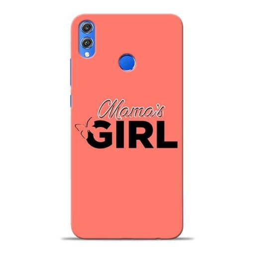 Mama Girl Honor 8X Mobile Cover