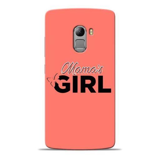 Mama Girl Lenovo K4 Note Mobile Cover