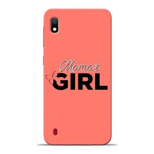 Mama Girl Samsung A10 Mobile Cover