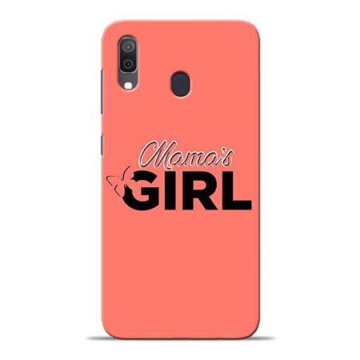 Mama Girl Samsung A30 Mobile Cover