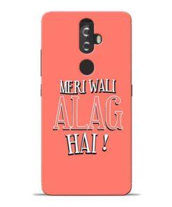 Meri Wali Alag Lenovo K8 Plus Mobile Cover