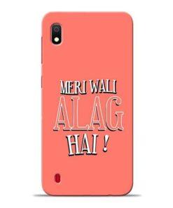 Meri Wali Alag Samsung A10 Mobile Cover