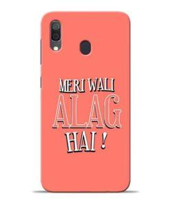 Meri Wali Alag Samsung A30 Mobile Cover
