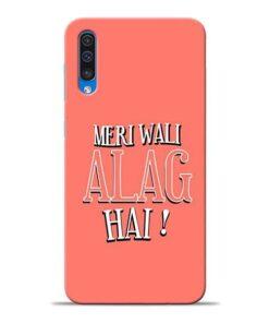 Meri Wali Alag Samsung A50 Mobile Cover