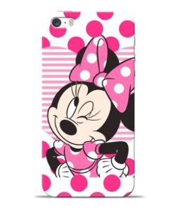 Minnie Mouse Apple iPhone 5s Mobile Cover