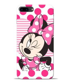 Minnie Mouse Apple iPhone 8 Plus Mobile Cover