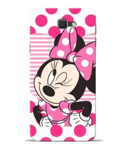 Minnie Mouse Samsung J7 Prime Mobile Cover