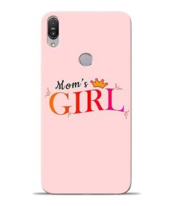 Mom Girl Asus Zenfone Max Pro M1 Mobile Cover