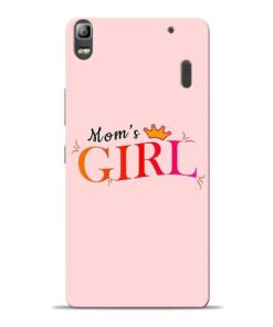 Mom Girl Lenovo K3 Note Mobile Cover