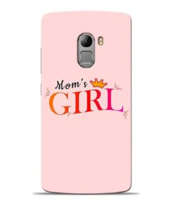 Mom Girl Lenovo K4 Note Mobile Cover