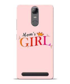 Mom Girl Lenovo K5 Note Mobile Cover