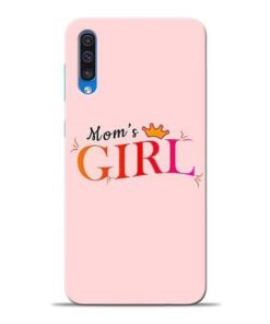 Mom Girl Samsung A50 Mobile Cover