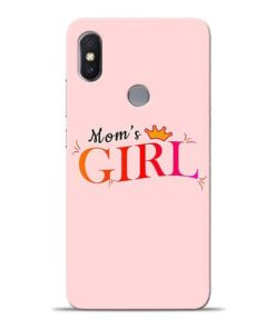 Mom Girl Xiaomi Redmi Y2 Mobile Cover