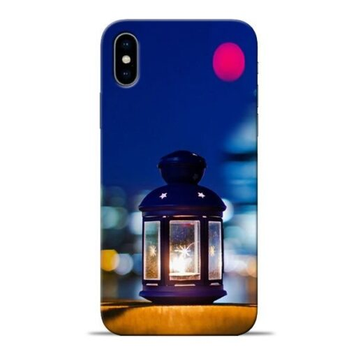 Mood Lantern Apple iPhone X Mobile Cover