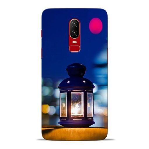 Mood Lantern Oneplus 6 Mobile Cover