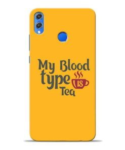 My Blood Tea Honor 8X Mobile Cover