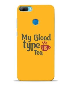 My Blood Tea Honor 9N Mobile Cover